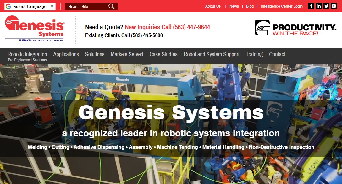 Genesis Systems Group buyer persona case study